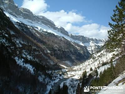 Valle de Ordesa; viajes trekking; viajes septiembre